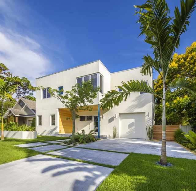 white modern tropical house (2)