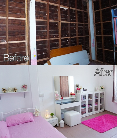 white princess bedroom renovation review (1)