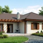 บ้านขนาดเล็กกะทัดรัด ตกแต่งด้วยไม้อย่างเรียบง่าย รองรับรสนิยมของคนไทย