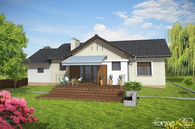 wizualizacja_moj_dom_kosaciec_z_garazem