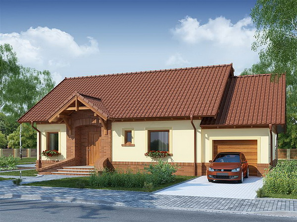 1 storey cozy wide facade house (2)