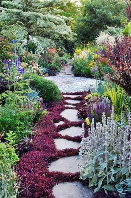 10 garden walk path designs (1)