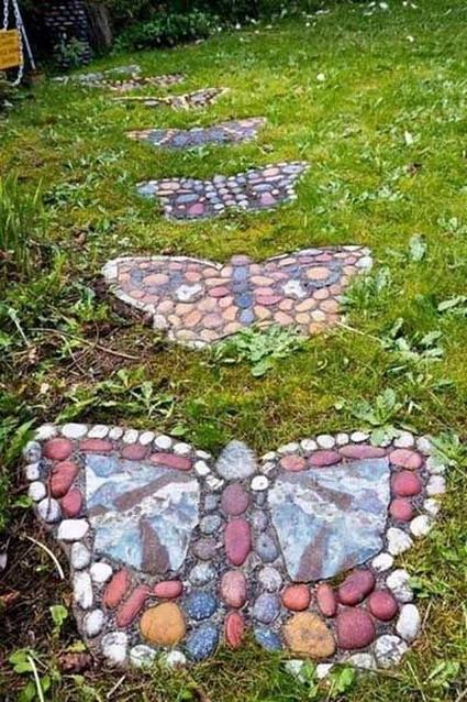 10 garden walk path designs (4)