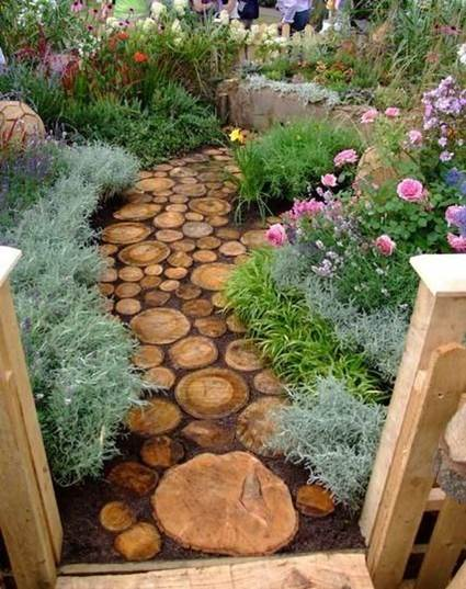 10 garden walk path designs (8)