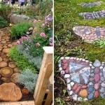 เพิ่มเสน่ห์ให้กับสวนหลังบ้านง่ายๆ ด้วย 10 ไอเดียทางเดินในสวน สดชื่นและดูเป็นธรรมชาติ