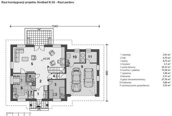 2 storey hip roof modern house (4)