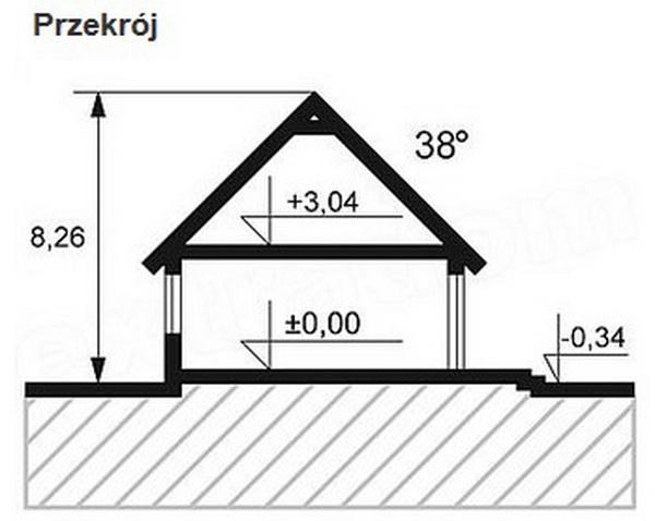 2 storey hip roof modern house (7)