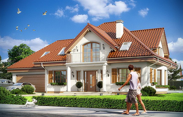 2 storeys cozy contemporary house (1)