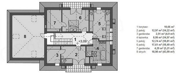 2 storeys cozy contemporary house (5)