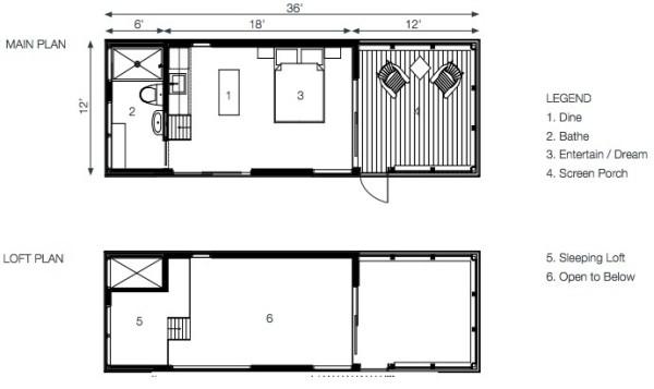 24-Solo-Bunkie-Floor-Plan-600x357