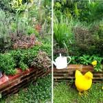 """6 ขั้นตอนจัดสวนสวยด้วย """"สวนผักในบ้าน"""" เหมาะสำหรับบ้านในเมืองพื้นที่น้อย"""