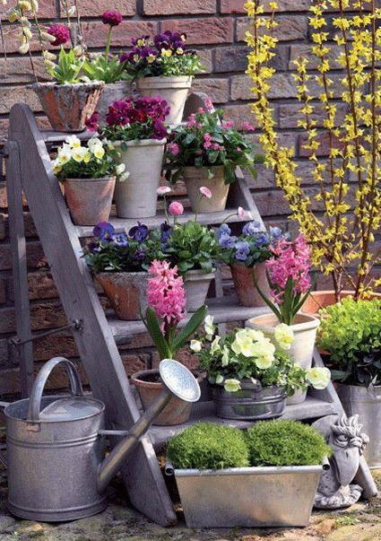7 ideas for small garden (2)