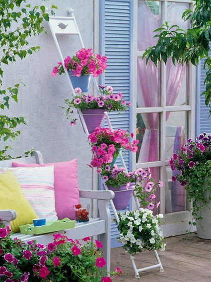 7 ideas for small garden (3)