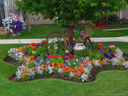 7 ideas for small garden (5)