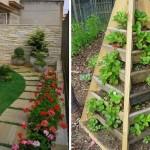 """7 ไอเดีย """"จัดสวนสำหรับพื้นที่แคบ"""" มุมสีเขียวเล็กๆ เพื่อบ้านแสนสุข"""