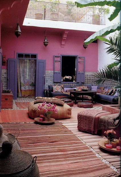 8 ideas to decorate small yard (2)