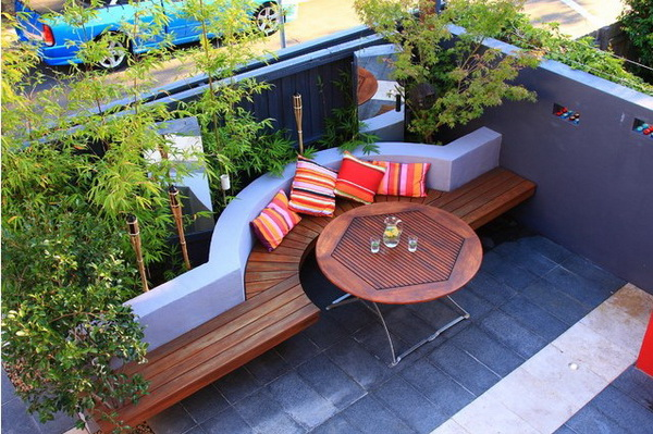 9 ideas to create backyard garden (2)