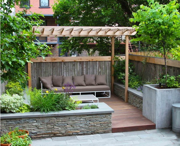 9 ideas to create backyard garden (3)