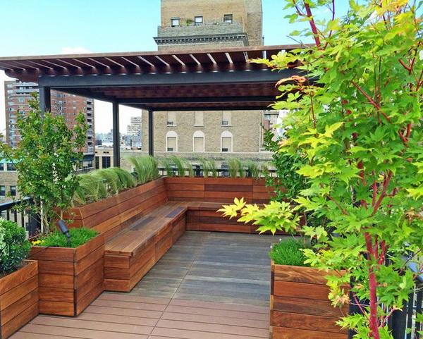 9 ideas to create backyard garden (4)