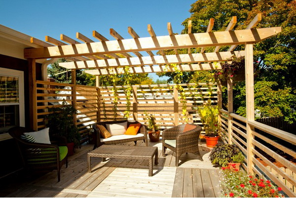 9 ideas to create backyard garden (5)