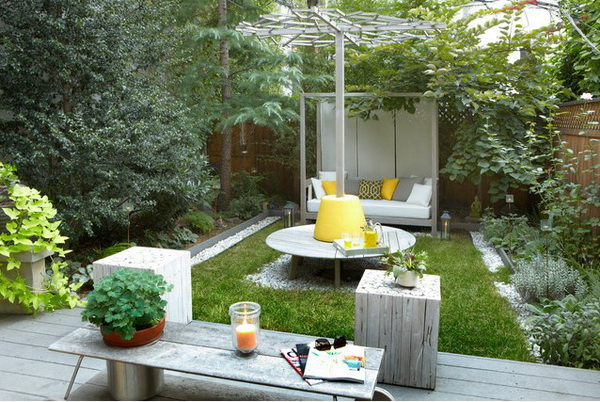 9 ideas to create backyard garden (8)