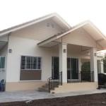Review : สร้างบ้านสีขาวดีไซน์สวย วางแผนด้วยตัวเอง ใช้งบประมาณไม่เกินล้าน