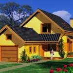 บ้านร่วมสมัยสองชั้น ตกแต่งน้อยๆที่เรียบง่าย ความลงตัวของครอบครัวขนาดเล็ก