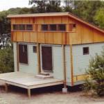 บ้านเคบินขนาดเล็ก ออกแบบเรียบง่ายแบบบ้านตากอากาศ ในงบประมาณที่ประหยัด