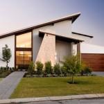 บ้านขนาดใหญ่ สไตล์โมเดิร์นร่วมสมัย ตกแต่งด้วยไม้ ภายในโมเดิร์นล็อฟท์