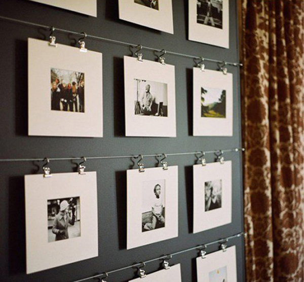 cool-display-family-photo-wall-decor