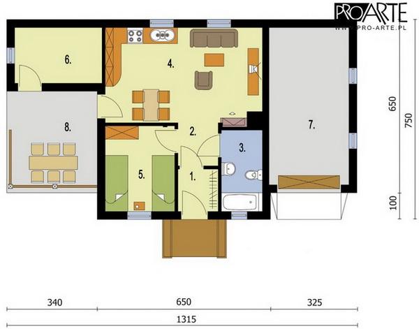 country wide facade house plan (5)
