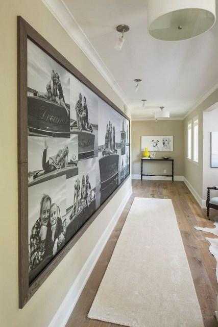 display-family-portraits-on-hallway
