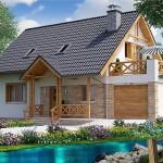 แบบบ้านสวยแนวรีสอร์ท แต่งหินและไม้เข้ากัน งดงามไปกับบรรยากาศแสนผ่อนคลาย