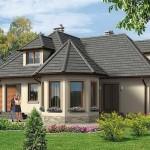 แบบบ้านสีเทาสไตล์คลาสสิค เสน่ห์แบบย้อนยุค ความสวยงามที่ไม่ล้าสมัย