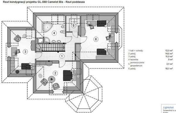 grey classic dome house (5)