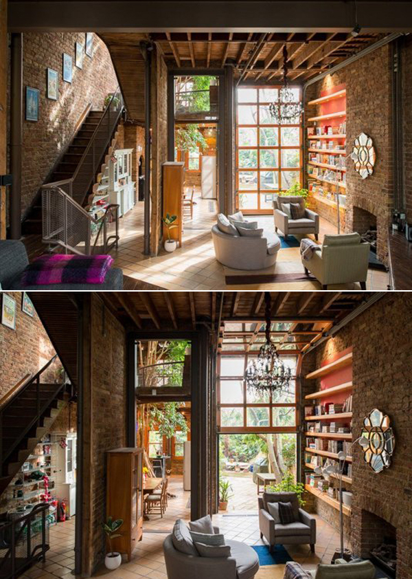 london-home-with-sliding-doors