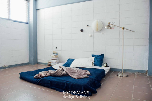 minimal renovated police apartment review (12)