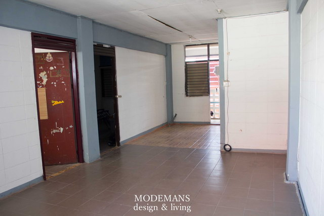 minimal renovated police apartment review (5)