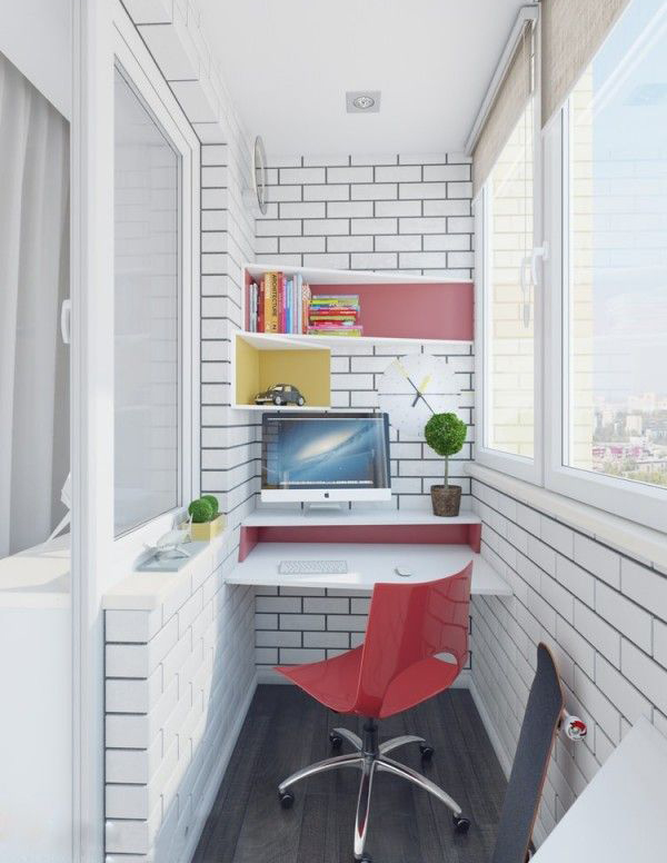 minimalist-white-balcony-workspace
