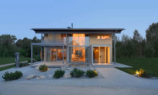 modern industrial house (14)