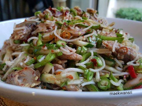 noodle rice salad recipe (1)
