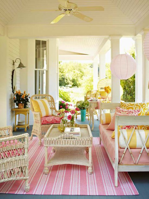 pink-and-yellow-porch-ideas