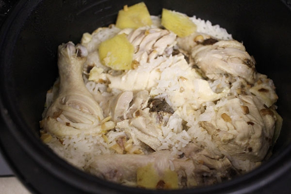 quick chicken and rice recipe (3)