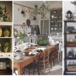 26 ไอเดีย ตกแต่งห้องครัว เพิ่มเสน่ห์ในสไตล์ฝรั่งเศส