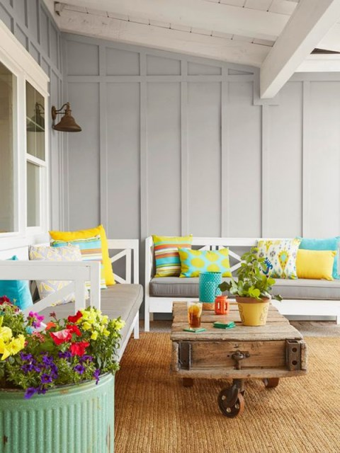 rustic-front-porch-with-yellow-accents