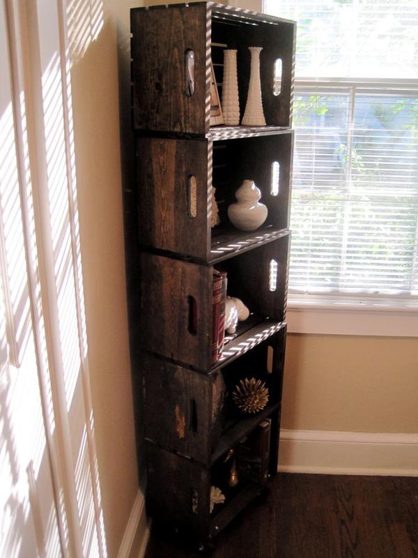 rustic-wood-crate-bookshelf