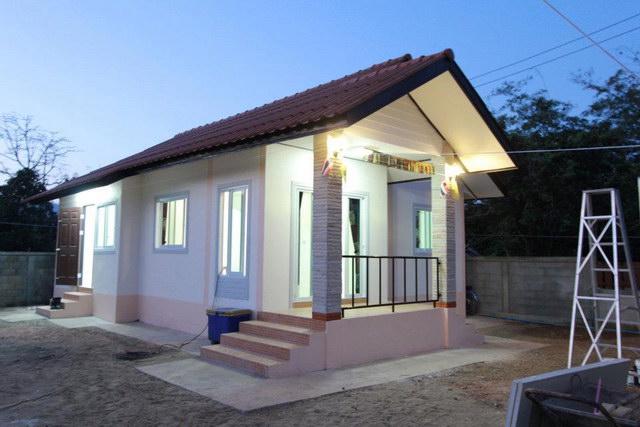 single small gable house plan (2)