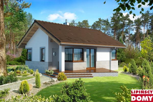 small 2 bedroom rental house plan (1)