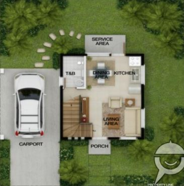 small 2 storey contemporary house (4)