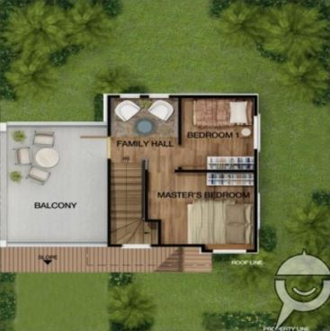 small 2 storey contemporary house (5)